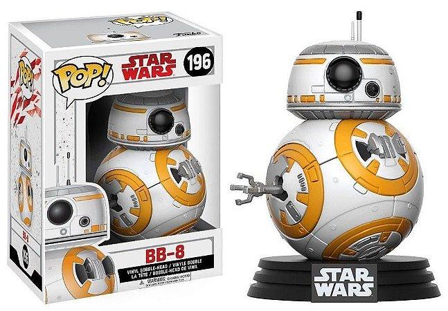 Funko Pop Star Wars BB-8 #196