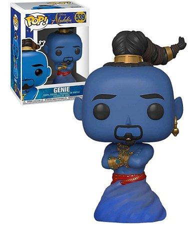 Funko Pop Disney Aladdin Genio Genie Live #539