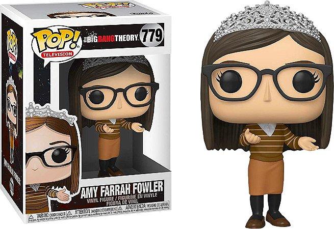 Funko Pop The Big Bang Theory Amy #779