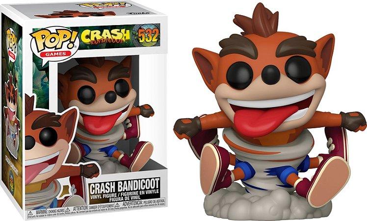 Funko Pop Crash Bandicoot #532