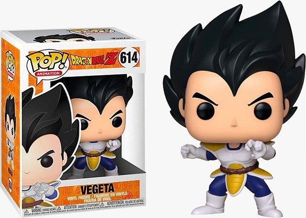 Funko Pop Dragon Ball Z Vegeta #614