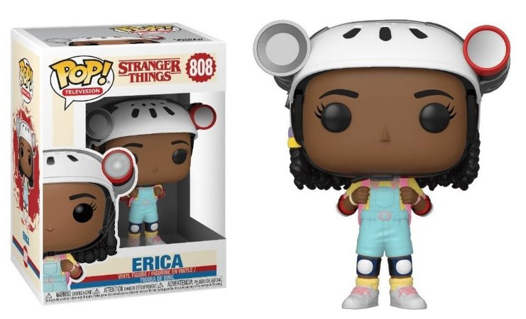 Funko Pop Stranger Things Erica #808