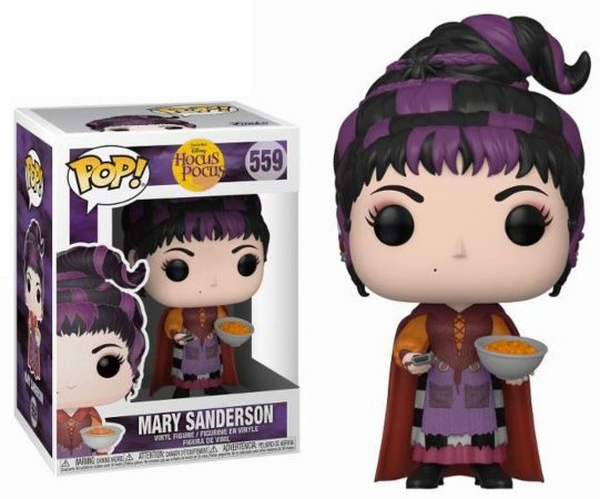 Funko Pop Disney Hocus Pocus Mary Sanderson #559