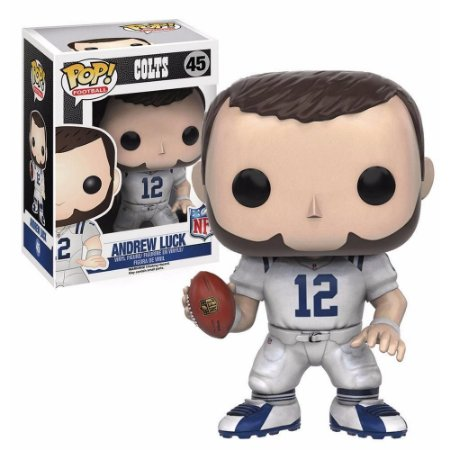 Funko Pop NFL Indianapolis Colts Andrew Luck #45