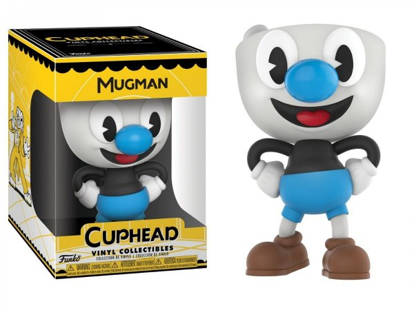 Funko Cuphead - Mugman Vinyl Collectibles