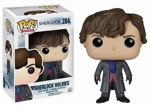 Funko Pop Sherlock Holmes #284