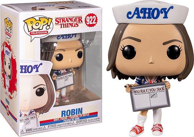 Funko Pop Stranger Things Robin #922