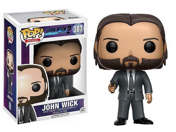 Funko Pop John Wick Chapter 2 #387