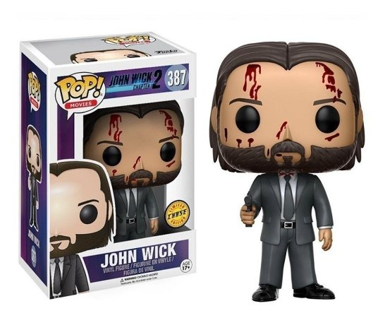 Funko Pop John Wick Chapter 2 Chase #387