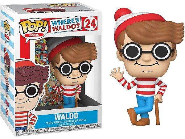 Funko Pop Onde Está Wally Where's Waldo #24