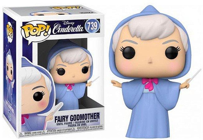 Funko Pop Disney Cinderella Fairy Godmother #739