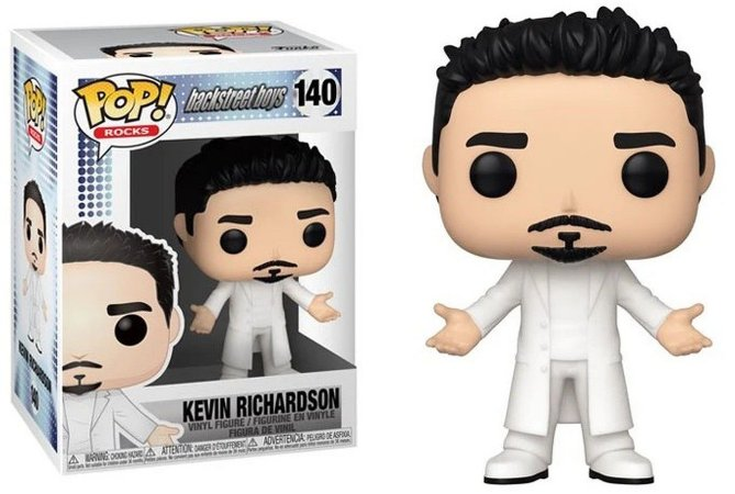 Funko Pop Backstreet Boys Kevin Richardson #140