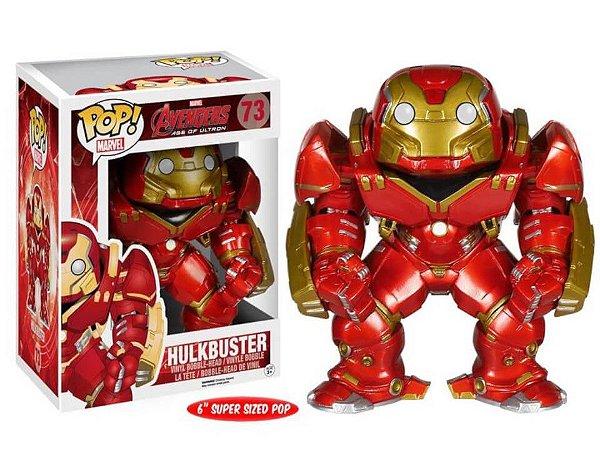 Funko Pop Marvel Avengers Age of Ultron Hulkbuster #73