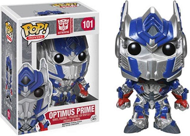 Funko Pop Transformers Optimus Prime #101