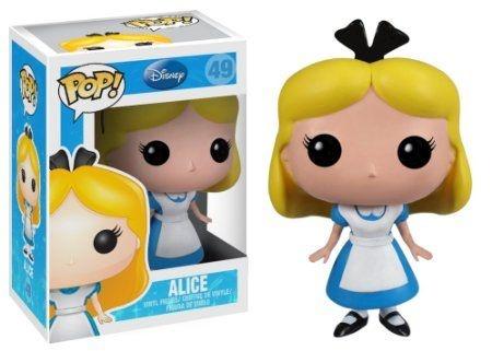 Funko Pop Disney Alice no País das Maravilhas #49
