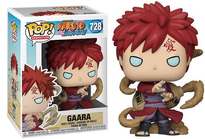 Funko Pop Naruto Shippuden Gaara #728