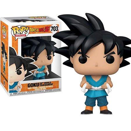 Funko Pop Dragon Ball Z Goku World Tournament #703