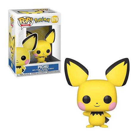 Funko Pop Pokemon Pichu #579