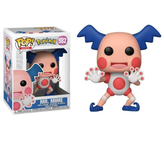 Funko Pop Pokemon Mr Mine #582