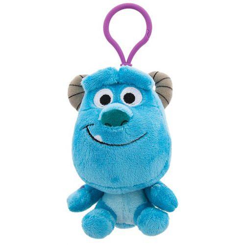 Pelúcia Chaveiro Sulley Monstros Sa Oficial Disney Store
