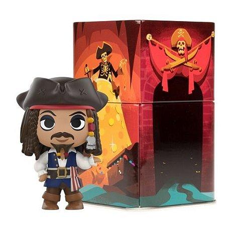 Funko Mini Mystery Jack Sparrow Piratas Disney Treasures