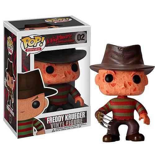 Funko Pop Terror Freddy Krueger A Nightmare On Elm Street #02