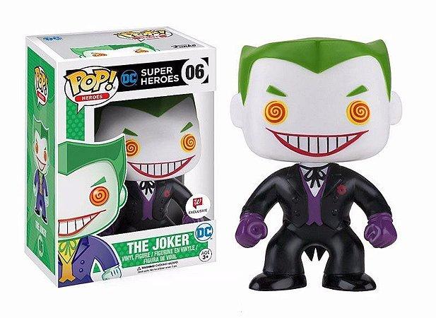 Funko Pop DC The Joker Coringa Exclusivo Walgreens #06