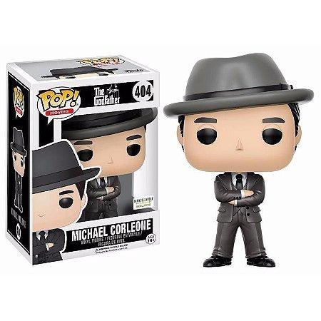 Funko Pop O Poderoso Chefão The Godfather Michael Corleone Exclusivo BeN #404