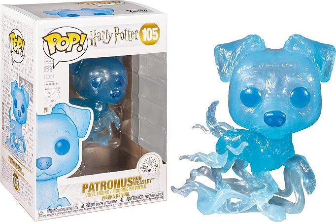 Funko Pop Harry Potter Patronus Ron Weasley #105