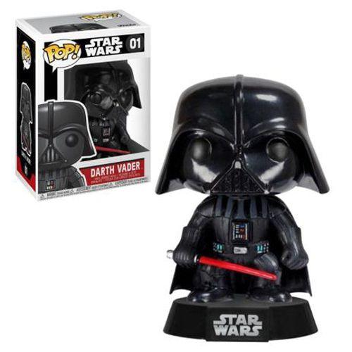 Funko Pop Star Wars Darth Vader #01