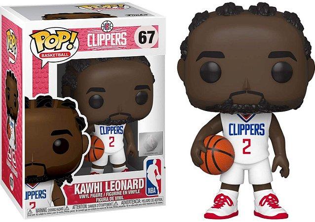 Funko Pop NBA Los Angeles Clippers Kawhi Leonard #67