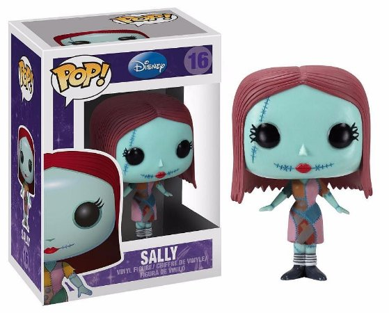Funko Pop Disney O Estranho Mundo de Jack - Sally #16
