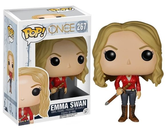 Funko Pop Once Upon A Time Emma Swan #267