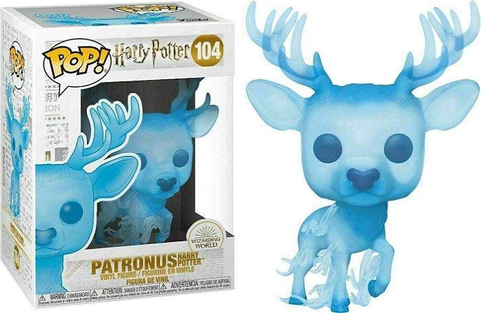 Funko Pop Harry Potter Patronus Harry Potter #104