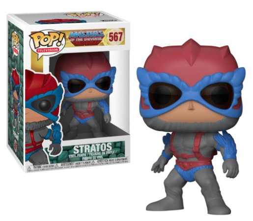 Funko Pop He-Man Masters of the Universe Stratos #567