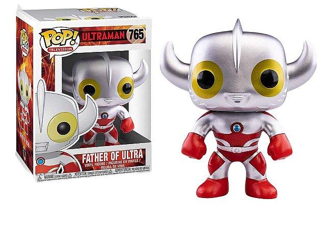 Funko Pop Ultraman Father of Ultra #765