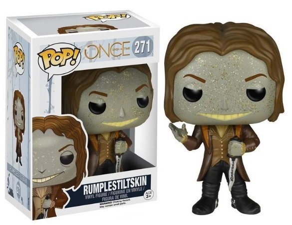Funko Pop Once Upon Time Rumplestiltkin #271
