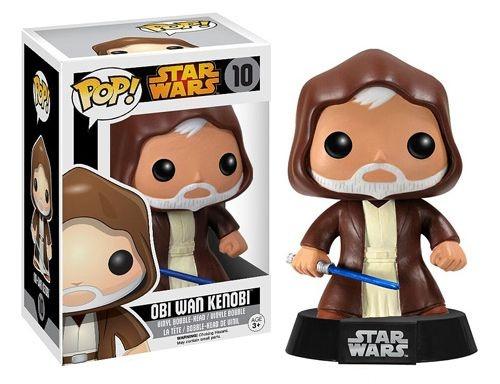 Funko Pop Star Wars Obi Wan Kenobi #10
