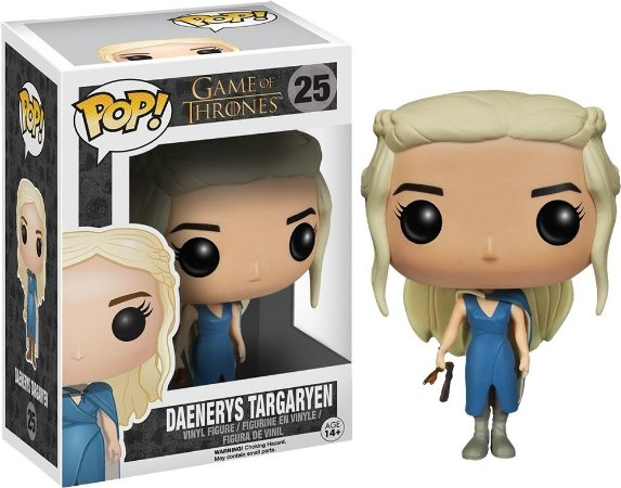 Funko Pop Game of Thrones Daenerys Targaryen #25