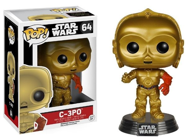Funko Pop Star Wars C-3PO #64