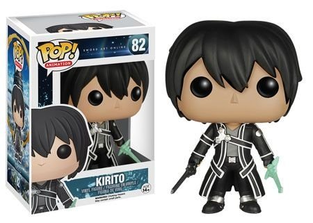 Funko Pop Sword Art Oline Kirito #82