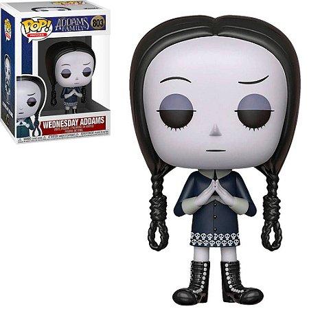 Funko Pop Familia Addams Wednesday Addams #803