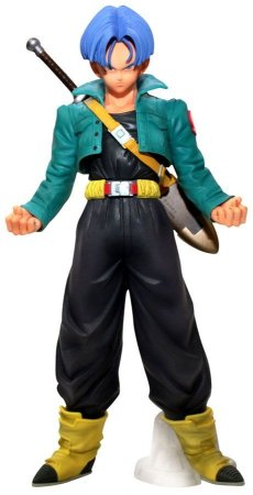 Dragon Ball Z The Trunks Master Stars Piece - Banpresto