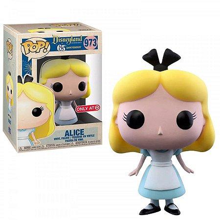Funko Pop Disney Disneyland 65th Alice Exclusivo #973