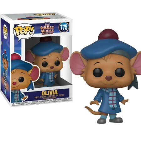 Funko Pop Disney Great Mouse Detective Olivia #775