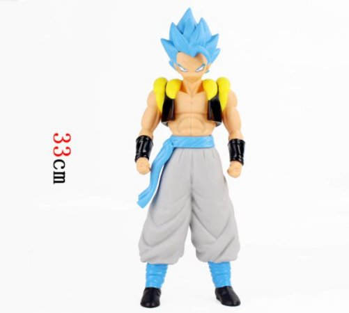 Action Figure Dragon Ball Z Gogeta Super Saiyan Blue