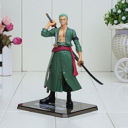 Action Figure One Piece Roronoa Zoro