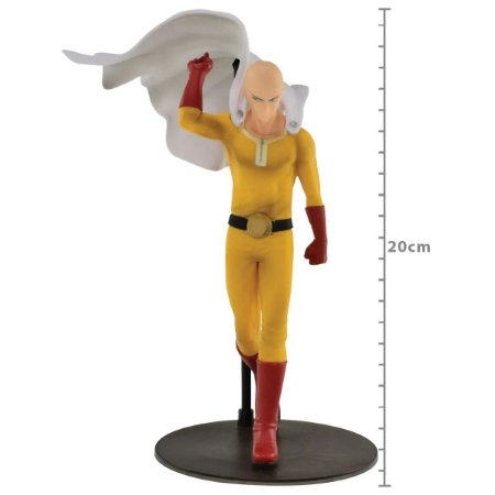 Action Figure One Punch Man Saitama Pose