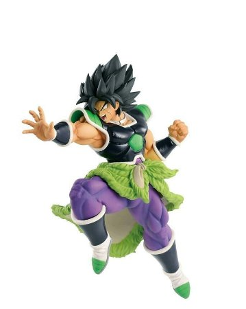 Action Figure Dragon Ball Z - Broly Movie