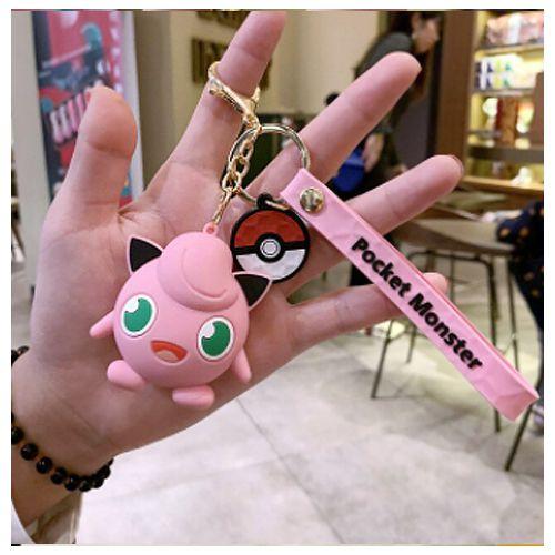 Chaveiro Pokemon Jigglypuff